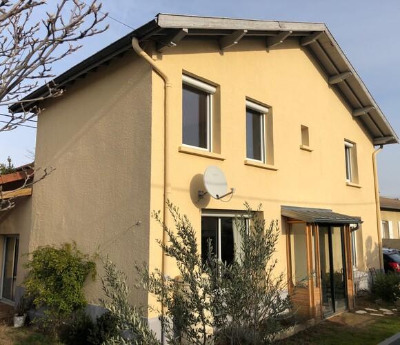 Vente Maison 6 pièces 140m² Bourg-de-Péage (26300) - photo