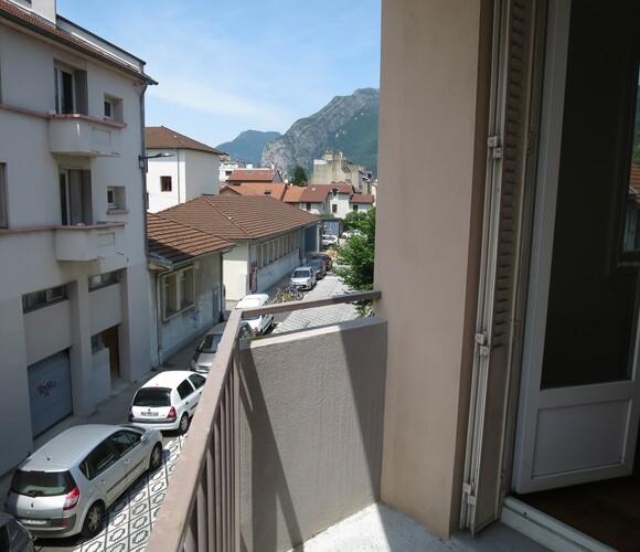 Vente Appartement 1 pièce 31m² Grenoble (38000) - photo
