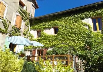 Vente Maison 7 pièces 210m² Saint-Agnan-en-Vercors (26420) - photo