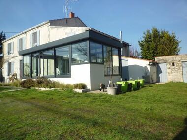 Vente Maison 7 pièces 160m² Vérines (17540) - photo