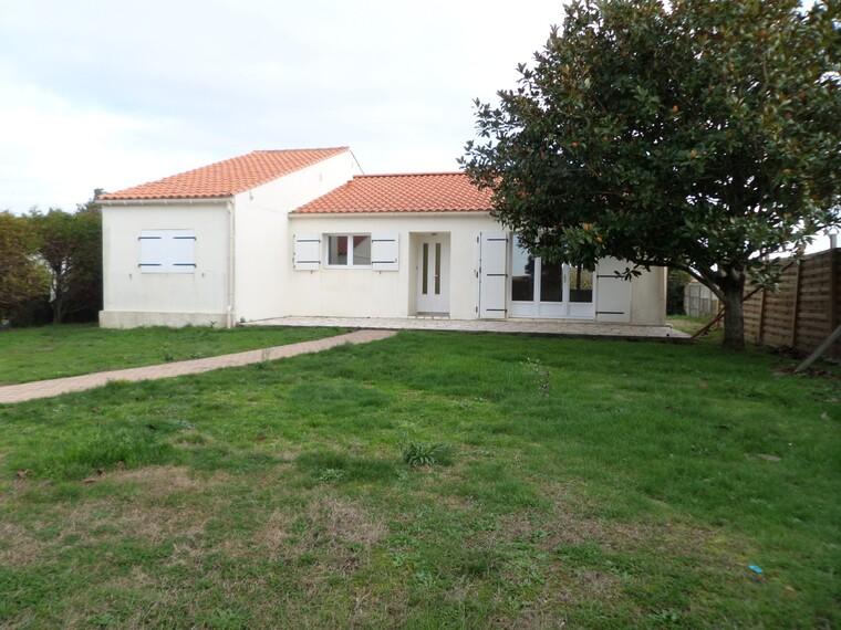 Vente Maison 4 pièces 108m² Olonne-sur-Mer (85340) - photo