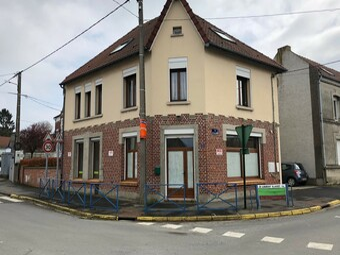 Location Local commercial 3 pièces 70m² Roclincourt (62223) - photo