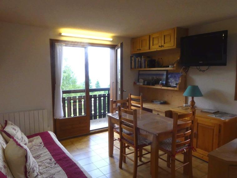 Vente Appartement 2 pièces 28m² Saint-Nicolas-De-Veroce (74170) - photo