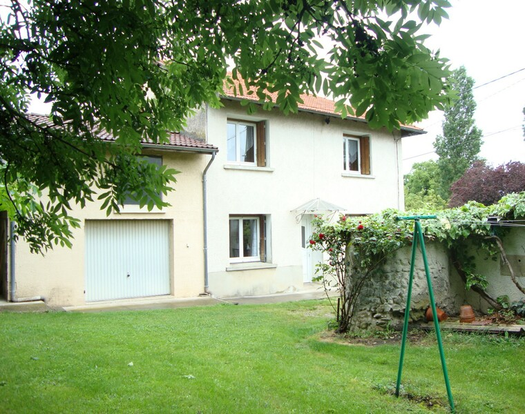 Vente Maison 90m² Saint-Just-Chaleyssin (38540) - photo