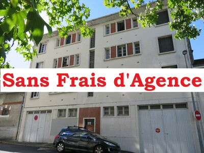 Location Appartement 3 pièces 55m² Pau (64000) - photo