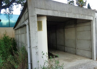 Vente Garage Lauris (84360) - photo