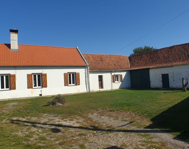 Sale House 4 rooms 105m² Airon-Saint-Vaast (62180) - photo