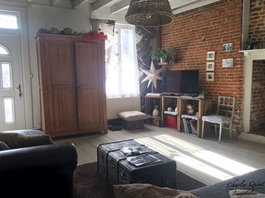 Vente Maison 6 pièces 134m² Montreuil (62170) - photo
