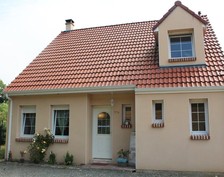 Sale House 4 rooms 104m² Recques-sur-Course (62170) - photo