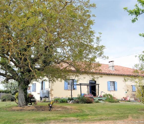 Vente Maison 6 pièces 148m² Lombez (32220) - photo