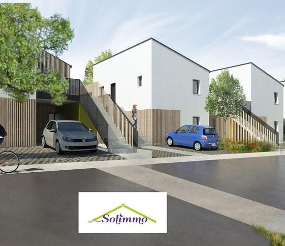 Vente Appartement 3 pièces 50m² Saint-Clair-de-la-Tour (38110) - photo