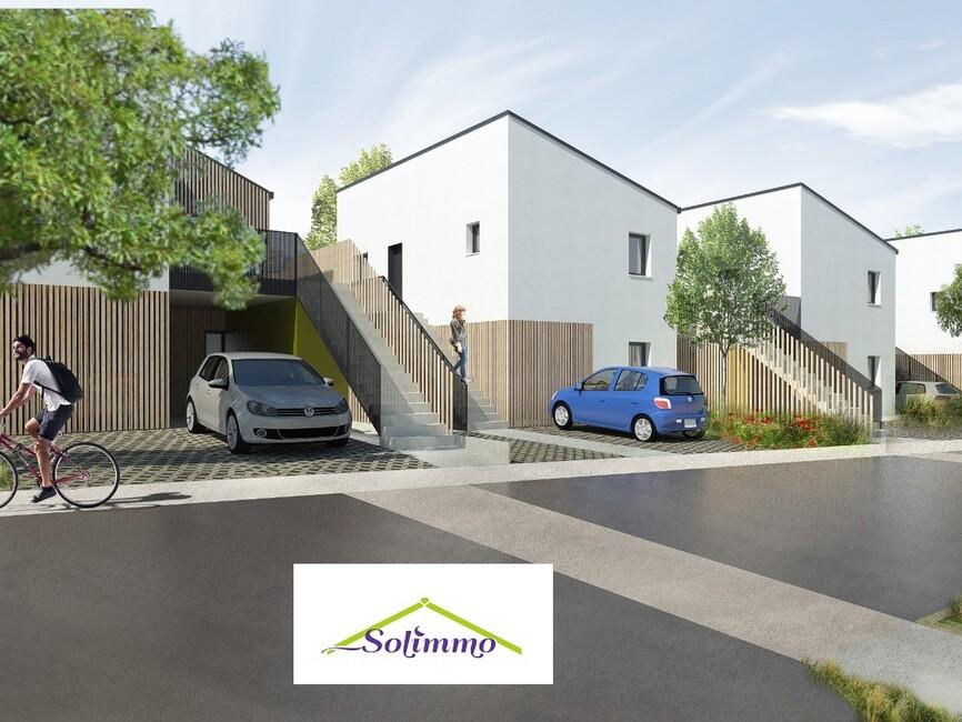Vente Appartement 2 pièces 48m² Saint-Clair-de-la-Tour (38110) - photo