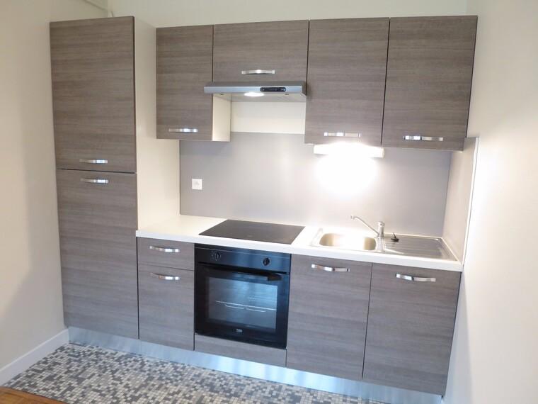 Location Appartement 2 pièces 32m² Grenoble (38100) - photo