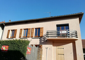 Location Maison 6 pièces 112m² Sillans (38590) - Photo 1
