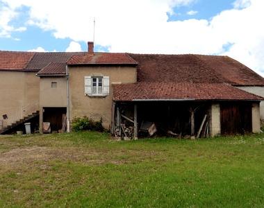 Vente Maison 4 pièces Santilly (71460) - photo