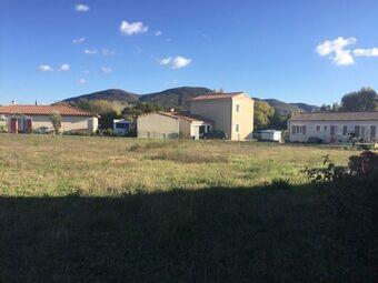 Vente Terrain 1 000m² La Bégude-de-Mazenc (26160) - photo
