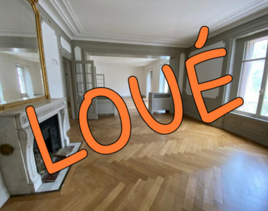 Location Appartement 5 pièces 174m² Mulhouse (68100) - photo