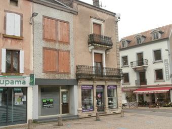 Vente Immeuble SAINT LOUP SUR SEMOUSE - photo