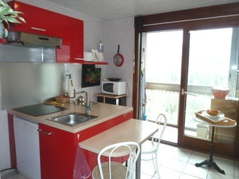 Vente Appartement 2 pièces 56m² Grenoble (38100) - photo