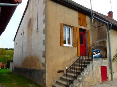 Vente Maison 3 pièces 45m² Couches (71490) - photo