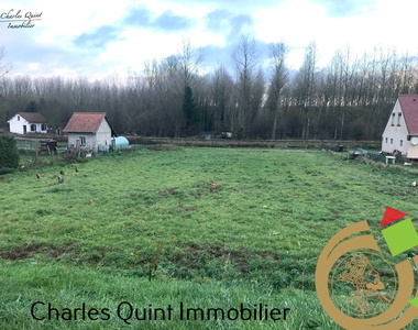 Sale Land 844m² Montreuil (62170) - photo