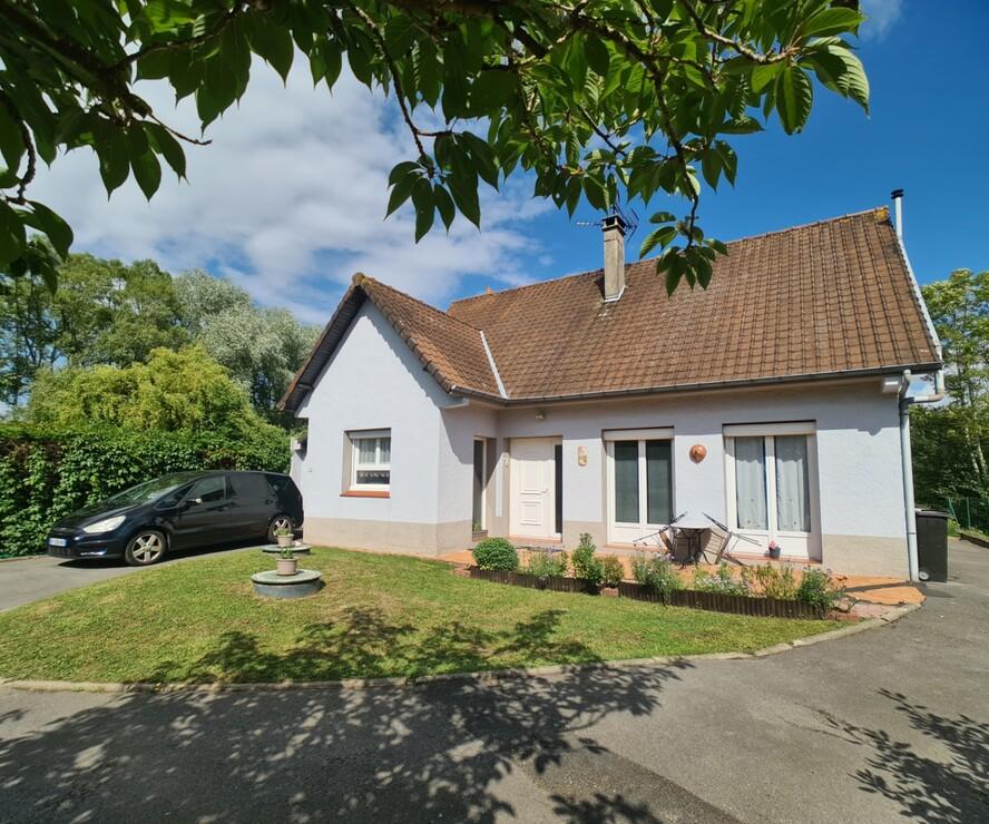 Vente Maison 5 pièces 136m² La Calotterie (62170) - photo