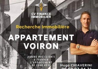 Vente Appartement 60m² Voiron (38500) - photo