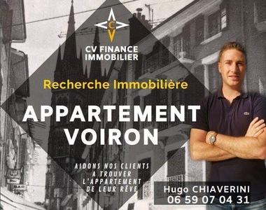 Vente Appartement 60m² Voiron (38500) - photo
