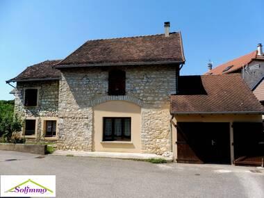 Vente Maison 4 pièces 100m² Creys-Mépieu (38510) - photo