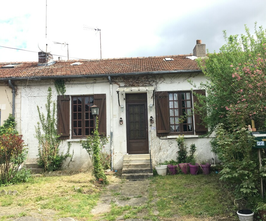 Vente Maison 4 pièces 60m² Folembray (02670) - photo
