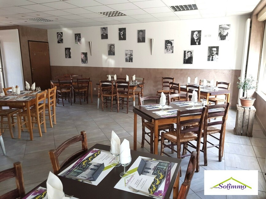 Vente Fonds de commerce 100m² Saint-Chef (38890) - photo
