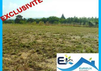 Vente Terrain 1 000m² Chomérac (07210) - photo