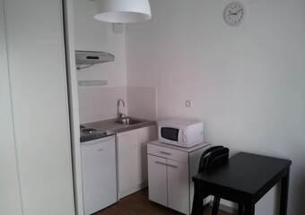 Location Appartement 1 pièce 19m² Villeurbanne (69100) - photo