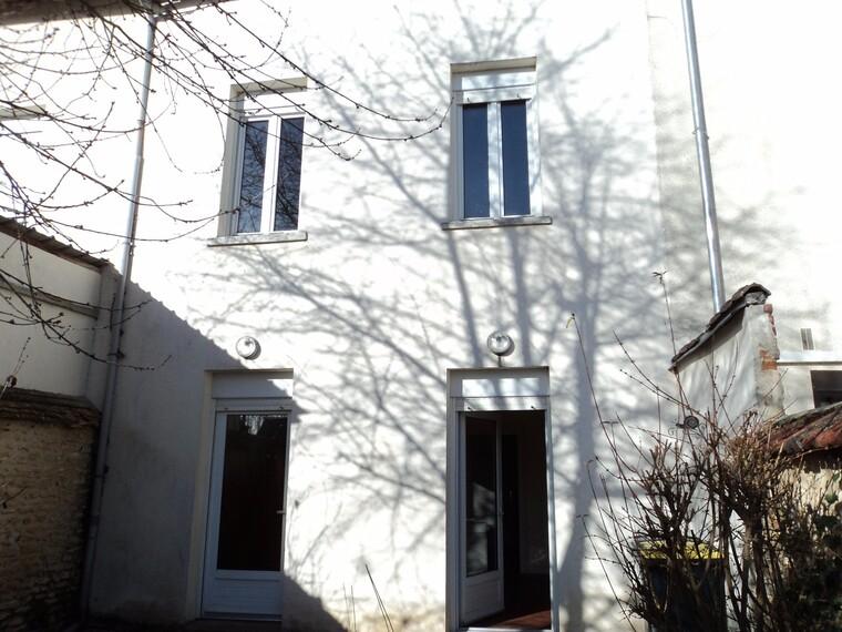 Location Maison 3 pièces 71m² Saint-Aquilin-de-Pacy (27120) - photo