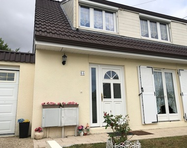 Vente Maison 4 pièces 90m² Saint-Soupplets (77165) - photo
