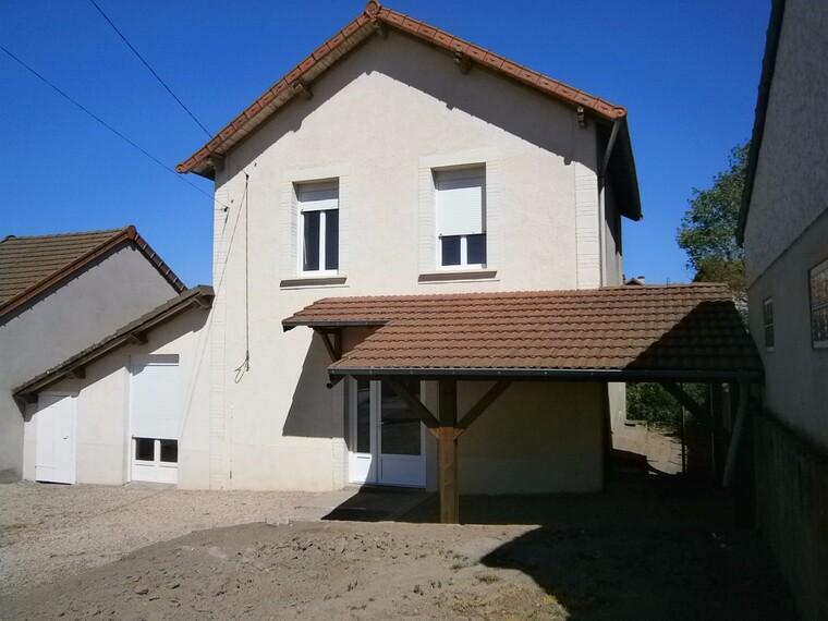 Vente Maison 5 pièces 90m² Chauffailles (71170) - photo