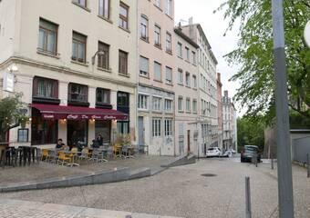 Location Appartement 2 pièces 27m² Lyon 01 (69001) - photo