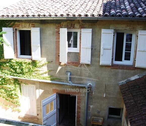 Vente Maison 5 pièces 120m² SAMATAN-LOMBEZ - photo