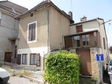 Vente Maison 4 pièces 120m² Saint-Désert (71390) - photo