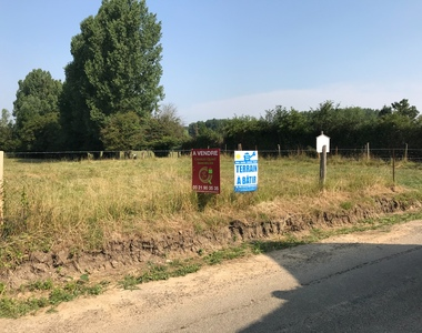 Sale Land 1 100m² Campagne-lès-Hesdin (62870) - photo