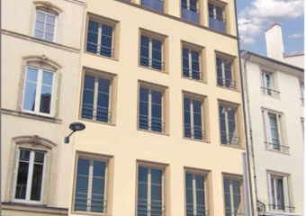Vente Appartement 3 pièces 53m² Nancy (54000) - photo