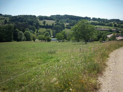 Vente Terrain 1 184m² Saint-Dier-d'Auvergne (63520) - photo