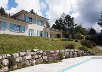 Vente Maison 5 pièces 160m² Saint-Martin-d'Uriage (38410) - photo