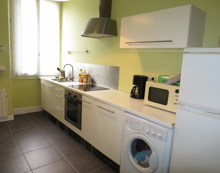Vente Appartement 2 pièces 47m² Grenoble (38000) - photo