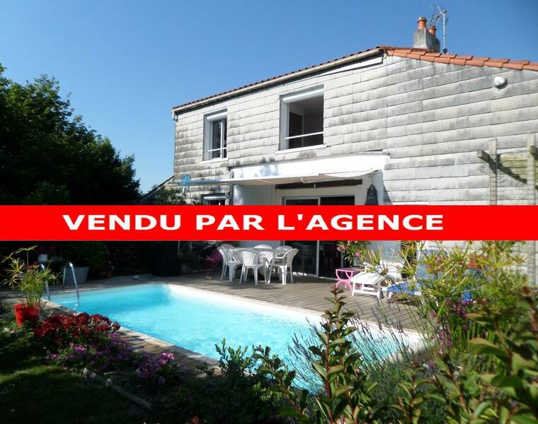 Vente Maison 5 pièces 110m² Saint-Mathurin (85150) - photo