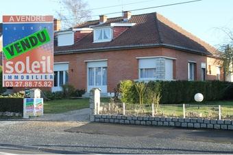 Vente Maison 4 pièces 90m² Douai (59500) - photo