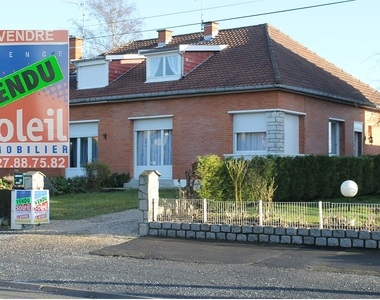 Sale House 4 rooms 90m² Douai (59500) - photo