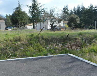 Vente Terrain 468m² La Bastide-des-Jourdans (84240) - photo