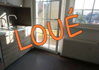 Location Appartement 3 pièces 75m² Mulhouse (68100) - photo