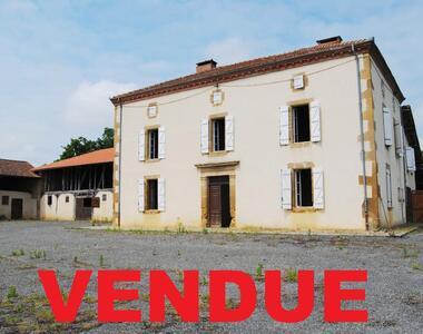 Vente Maison 6 pièces 240m² Boulogne-sur-Gesse (31350) - photo
